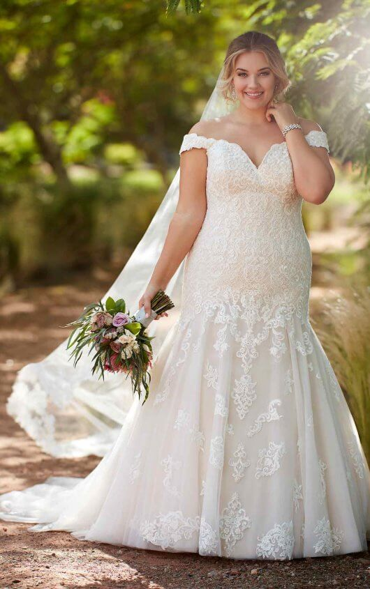 plus-size-deep-v-neck-fit-and-flare-maeme-bridal