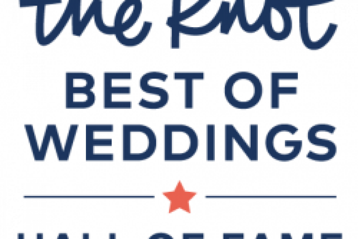 The Knot Best Of Wedding Award for The Bridal Boutique by MaeMe