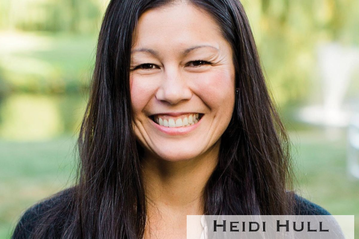 Heidi Podcast Headshot